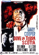 Man of the West - Italian Movie Poster (xs thumbnail)