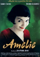 Le fabuleux destin d'Amélie Poulain - Spanish Movie Poster (xs thumbnail)