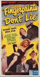 Fingerprints Don't Lie - Movie Poster (xs thumbnail)