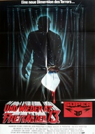 Friday the 13th Part III - German Movie Poster (xs thumbnail)