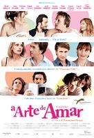 L'art d'aimer - Brazilian Movie Poster (xs thumbnail)