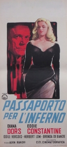 Passport to Shame - Italian Movie Poster (xs thumbnail)