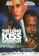 The Long Kiss Goodnight - Canadian DVD movie cover (xs thumbnail)
