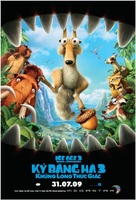 Ice Age: Dawn of the Dinosaurs - Vietnamese Movie Poster (xs thumbnail)