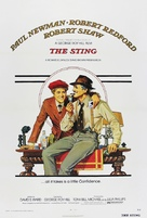 The Sting - Movie Poster (xs thumbnail)