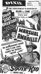 Marshal of Amarillo - poster (xs thumbnail)