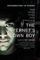 The Internet's Own Boy: The Story of Aaron Swartz - Movie Poster (xs thumbnail)