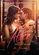 After - Canadian DVD movie cover (xs thumbnail)