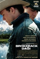 Brokeback Mountain - Turkish Movie Poster (xs thumbnail)