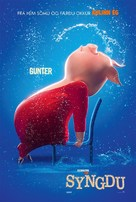 Sing - Icelandic Movie Poster (xs thumbnail)