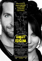 Silver Linings Playbook - Turkish Movie Poster (xs thumbnail)