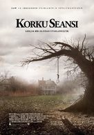 The Conjuring - Turkish Movie Poster (xs thumbnail)