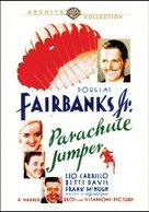 Parachute Jumper - DVD cover (xs thumbnail)