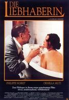 Il frullo del passero - German Movie Poster (xs thumbnail)