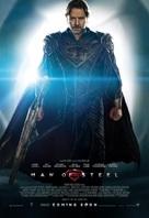 Man of Steel - British Movie Poster (xs thumbnail)