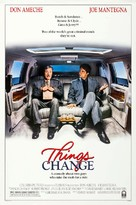 Things Change - Movie Poster (xs thumbnail)