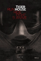Tiger House - British Movie Poster (xs thumbnail)