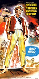 Billy Budd - French Movie Poster (xs thumbnail)