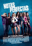 Pitch Perfect - Mexican Movie Poster (xs thumbnail)