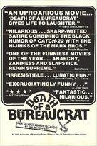 Muerte de un burócrata, La - Movie Poster (xs thumbnail)
