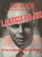 La règle du jeu - French poster (xs thumbnail)