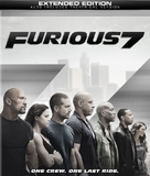 Furious 7 - Blu-Ray cover (xs thumbnail)