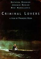 Les amants criminels - DVD cover (xs thumbnail)