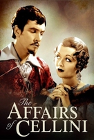 The Affairs of Cellini - Movie Cover (xs thumbnail)