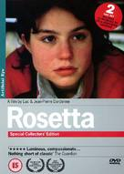 Rosetta - British DVD movie cover (xs thumbnail)