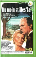 Du mein stilles Tal - German VHS cover (xs thumbnail)