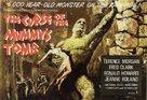 The Curse of the Mummy's Tomb - British Movie Poster (xs thumbnail)