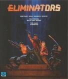 Eliminators - British Movie Cover (xs thumbnail)
