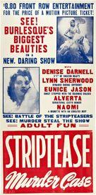 The Strip Tease Murder Case - Movie Poster (xs thumbnail)