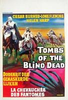 La noche del terror ciego - Belgian Movie Poster (xs thumbnail)