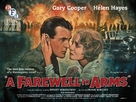 A Farewell to Arms - British Movie Poster (xs thumbnail)
