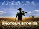 Shotgun Stories - British Movie Poster (xs thumbnail)