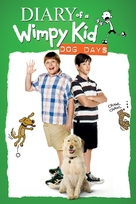 Diary of a Wimpy Kid: Dog Days - DVD movie cover (xs thumbnail)