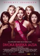 Rough Night - Slovak Movie Poster (xs thumbnail)