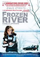 Frozen River - Italian Movie Poster (xs thumbnail)