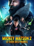 Pirate's Code: The Adventures of Mickey Matson - French Video on demand movie cover (xs thumbnail)
