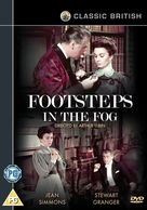 Footsteps in the Fog - British Movie Cover (xs thumbnail)