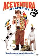 Ace Ventura Jr: Pet Detective - DVD cover (xs thumbnail)