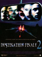 Final Destination 2 - French Movie Poster (xs thumbnail)