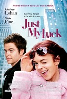 Just My Luck - Movie Poster (xs thumbnail)