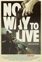 No Way to Live - Movie Poster (xs thumbnail)