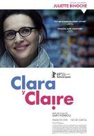 Celle que vous croyez - Spanish Movie Poster (xs thumbnail)
