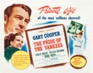 The Pride of the Yankees - Re-release movie poster (xs thumbnail)