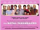 The Royal Tenenbaums - British Movie Poster (xs thumbnail)