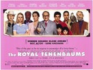 The Royal Tenenbaums - British Movie Poster (xs thumbnail)
