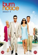 """Burn Notice"" - Danish DVD movie cover (xs thumbnail)"